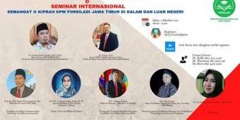 Forum Silaturahmi Doktor Indonesia se-Jawa Timur Dikukuhkan
