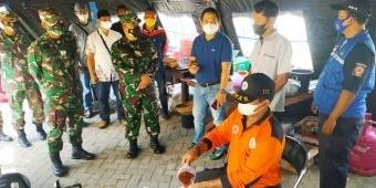 Wabup Jombang Dampingi Kasdam V/Brawijaya Kunjungi Rumah Sehat Isoter