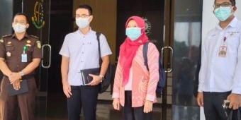Antisipasi Kelangkaan Oksigen, Kejari Kabupaten Kediri Undang Pengusaha dan Pengelola RS