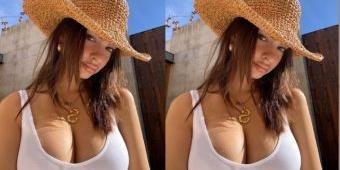 Semburan Sperma McClard Bikin Perut Emily Ratajkowski Mblending, Dia Umumkan 'Gantung BH'