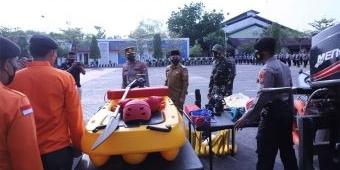 Antisipasi Bencana di Tuban, Ratusan Personel Diterjunkan