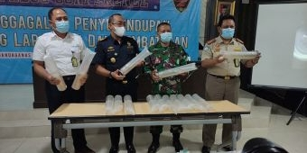 Bea Cukai Juanda Berhasil Gagalkan Penyelundupan 29.250 Ekor Benih Lobster Senilai Rp2,9 Miliar