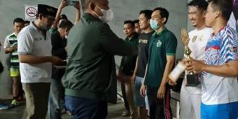 Gelar Turnamen Badminton, PKB Bangkalan Dukung Atlet Berprestasi