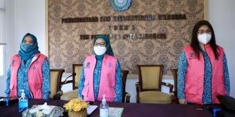 Ketua TP PKK Surabaya Masifkan Sosialisasi Pentingnya Vaksin bagi Bumil