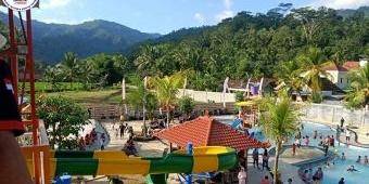 Tingkatkan PAD dan Kurangi Pengangguran, Kades Karangturi Bangun Waterpark