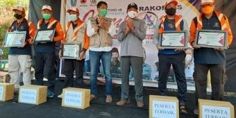 FPRB Pamekasan Jadi Tim Terbaik se-Jatim dalam Jambore Relawan 2021 di Trawas