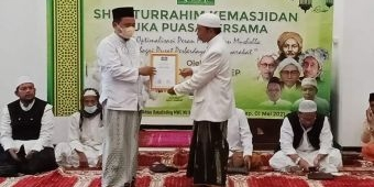 LTMNU Sumenep Bertekad Jadikan Masjid dan Mushala Sebagai Pusat Pemberdayaan Masyarakat