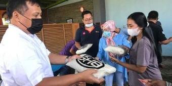 Politikus Partai Gerindra Berbagi, H. Satib: Ini Sudah Jadi Rutinitas Jelang Hari Raya