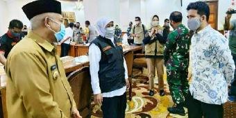Sepakat PSBB di Malang Raya, Gubernur Khofifah Siap Ajukan Penetapan ke Kementerian Kesehatan