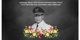 Alami Serangan Jantung, Wakil Wali Kota Mojokerto Tutup Usia