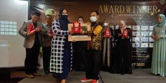 Awal 2021, Perumdam Tirta Pendalungan Jember Terima Award Winner