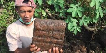 Struktur Bata Kuno Kembali Ditemukan di Kota Blitar