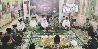 Kiai Muhibbin Sayangkan Adanya Usaha untuk Halangi PCNU Surabaya Jadi Peserta Muktamar NU ke-34
