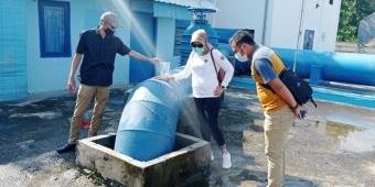 Pelanggan Keluhkan Airnya Keruh Sejak Minggu, Ini Penjelasan Dirut Perumda Giri Tirta Gresik