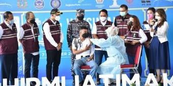 Dukung Percepatan Vaksinasi di Sidoarjo, Bupati Gus Muhdlor Beri Apresiasi Hipmi Jawa Timur