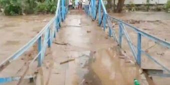 Banjir Kembali Terjang Tiga Desa di Dringu Probolinggo, Relawan Terus Berdatangan