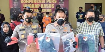 Pembunuh Kakak Beradik di Wedoro Sidoarjo Tertangkap, Motif Pelaku: Cinta Bertepuk Sebelah Tangan