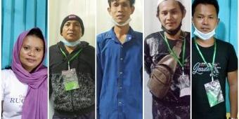 Dikarantina 10 Hari dan 2 Kali Swab Negatif, 6 PMI Asal Bangkalan Tak Kunjung Dijemput Satgas Covid