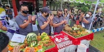 Peringati HPN 2021, Bupati Bangkalan Minta Insan Pers Tetap Berirama Bersama Pemerintah