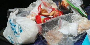 Petugas Lapas Kelas 1 Surabaya Gagalkan Penyeludupan Roti Kasur Isi Sabu