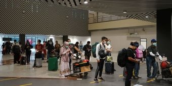 Bandara Juanda Catat Kenaikan 11 Persen Jumlah Penumpang