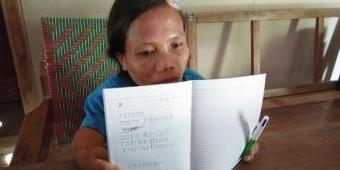 Sakimah, Perempuan Disabilitas Nganjuk, Tukang Cuci Baju Tetangga, Terima Hadiah dari Presiden RI