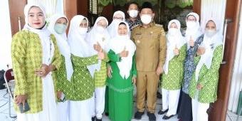 Bupati Gus Yani Ajak Muslimat Kompak Hadapi Pandemi