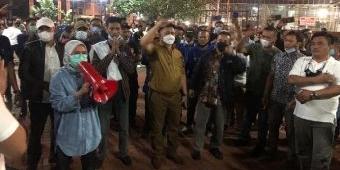 'Ini Banten Bung! Jangan Coba-coba...' dan Acara HUT Demokrat KLB Deli Serdang pun Bubar