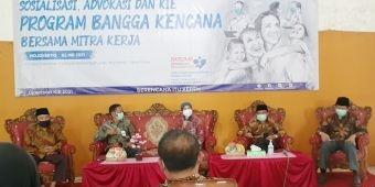 BKKBN Sosialisasi Advokasi dan KIE Program Bangga Kencana di Pacet Mojokerto