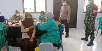 Persiapan PTM, Pelajar Ngawi Mulai Divaksin