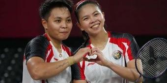 Alhamdulillah, Emas Pertama untuk Indonesia dari Badminton, Terima Kasih Greysia-Apriyani