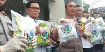 Sita Sabu 7 Kg, Polrestabes Surabaya Ungkap Jaringan Sokobanah Madura