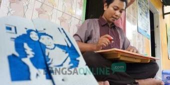 Sandal Jepit Ukir Jombang Kian Diminati