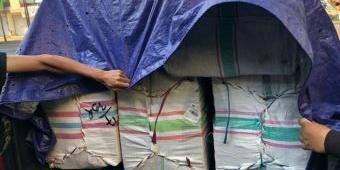 Bea Cukai Amankan 144.000 Batang Rokok Ilegal di Kota Malang