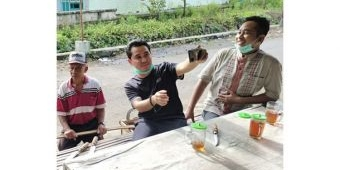 Jaga Tali Silaturahmi, Gus Barra Sapa Warga di Pelosok-Pelosok Desa