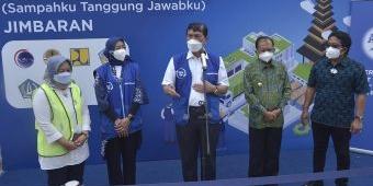 Perkuat Komitmen Ekonomi Sirkular, Danone-AQUA Resmikan TPST di Bali