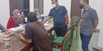 Sepekan, Relawan Nakes Gresik Tangguh Sukses Vaksinasi 20 Ribu Masyarakat