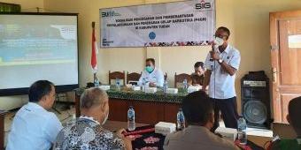 Cegah Peredaran Narkoba di Sekitar Perusahaan, SIG bersama BNNK Tuban Gelar Sosialisasi P4GN