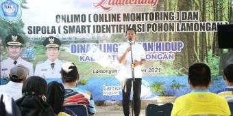 Pemkab Lamongan Launching Onlimo dan Aplikasi Sipola