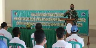 Jaga Keutuhan dan Kemajuan Bangsa, Dandim 0805/Ngawi Pimpin Komunikasi Sosial