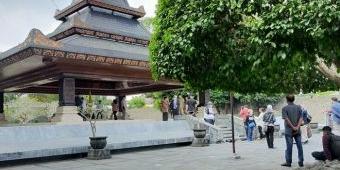 Wisata Makam Bung Karno Diuji Coba Buka dengan Prokes Ketat, Berdoa di Pusara Dibatasi 10 Menit