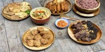 Bale Reren, Kuliner Baru di Yogya, Makan Sambil Belajar Kebudayaan, Khas Dimasak dengan Kayu