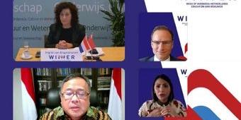Indonesia-Belanda Komitmen Membuka Peluang Kerja Sama Pendidikan dan Penelitian