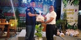 Jalin Sinergitas, Pos Batu LBH Malang Ajak Buber Wartawan