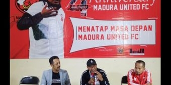 Anniversary ke-4, Wabup Pamekasan Harap Madura United FC Juara Liga 1