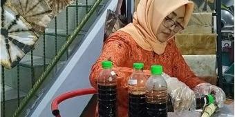 Inovasi IKM Batik Manfaatkan Tumbuhan, Dapatkan Dukungan Penuh dari Pemkot Kediri