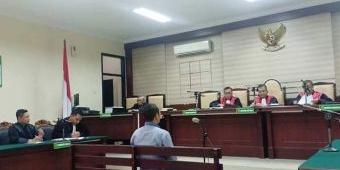 Sidang Kasus Korupsi DD dan ADD, Kades Kacangan Nganjuk Divonis 3 Tahun Penjara