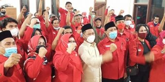 Musancab PDIP, Bupati Gus Yani Yakin Raih 10 kursi DPRD di Gresik
