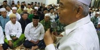 Di Depan 700 Kiai MWCNU-Ranting NU se-Surabaya, Kiai Asep: Wali Kota Surabaya Harus Kader NU
