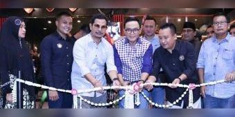 Bupati Pamekasan Launching Caffe dan Resto Three Five